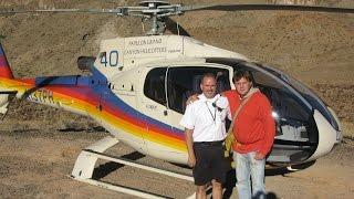 На Вертолете Большой Каньон Лас Вегас Путешествие по Америке фильм 9