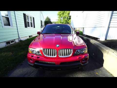 BMW N62 V8 Oil + Filter Change DIY