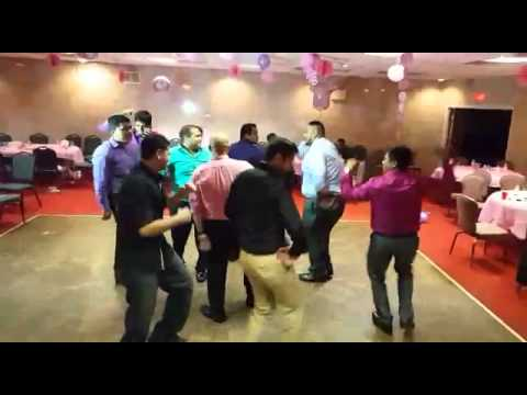 Dhina dhin dha fun guys party