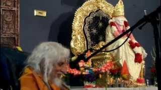Discourse by Sri Sri Sri Viswayogi Viswamjee Maharaj at Minneapolis Sai Mandir, September 2013