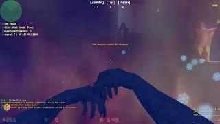 Counter Strike 1.6||Zombie Escape