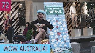 CZY W AUSTRALII SĄPAJĄKI? AUSTRALIA SYDNEY PIOTR POLO PRZYWARSKI