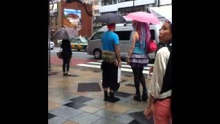 東京 TOKYO HARAJUKU japan cosplay