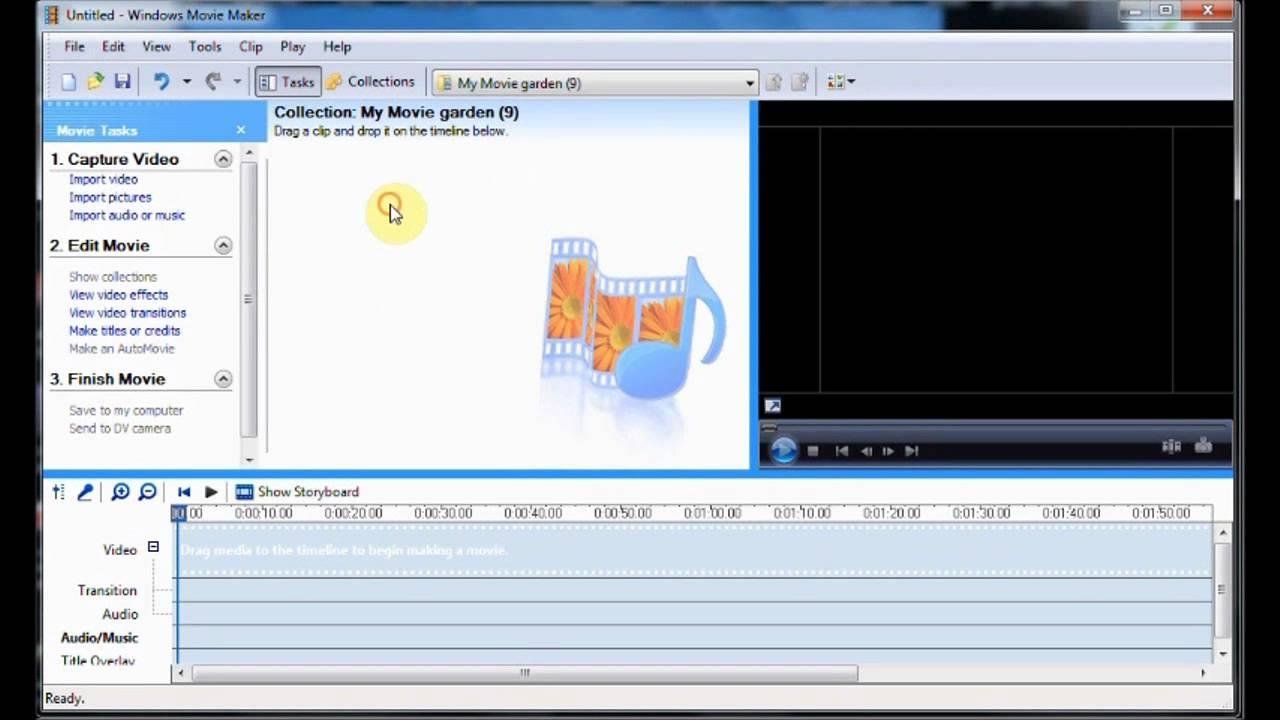 download windows movie maker version 1 background music