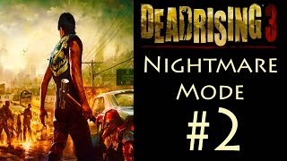 Dead Rising 3 - Co-op (Nightmare Mode) - Chapter 1 & 2