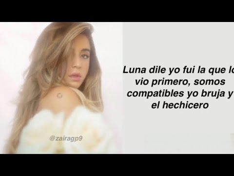 Lola Indigo - Luna (LETRA)