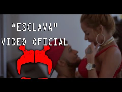 Bryant Myers Feat Anonimus, Anuel AA y Almighty - Esclava Remix (Video Oficial)