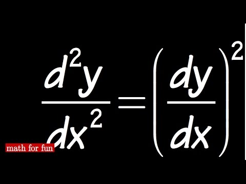 Math for fun#16, 2nd derivative rule?