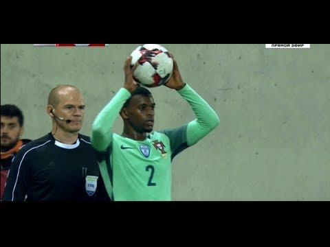 Nelson Semedo vs Andorra ●  2-0 WC Qualifier (Away) ● 7-10-2017 HD