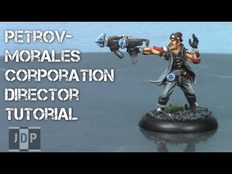 How to Paint a Dark Potential Corporation Director Part 3/3