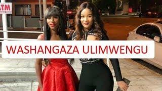 KIMENUKA! Hamisa Na Mange Kimambi Watikisa Ulimwengu, Tazama Walichofanya