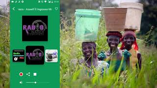 Nigerian Radio Live (online mobile application for android) screenshot 1