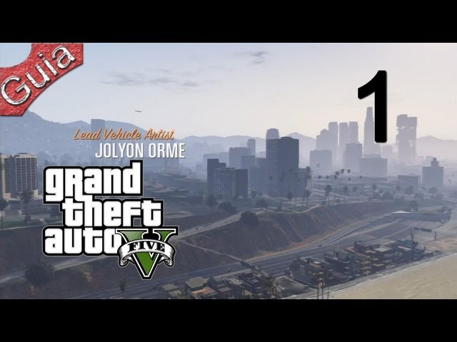 Grand Theft Auto 5 Walkthrough parte 1 Español Videos De Viajes