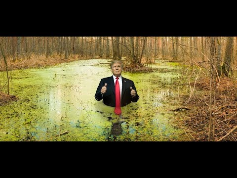 Trump Bathes In The Swamp With New Bonkers Pick