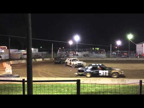 Clinton County Fairgrounds - Carlyle, Illinois - Autocross Racing