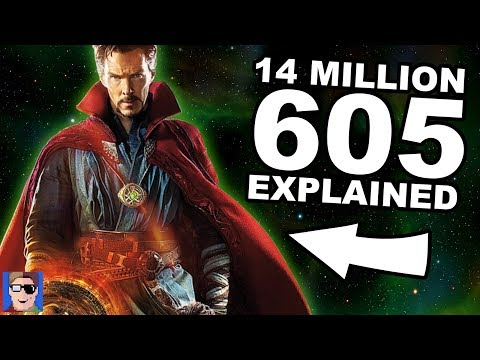 Doctor Stranges Plan Explained | 14,000,605 Infinity War Theory