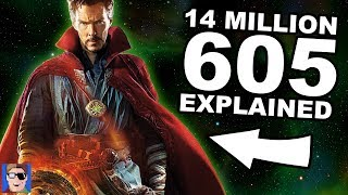 Doctor Stranges Plan Explained  14000605 Infinity War Theory