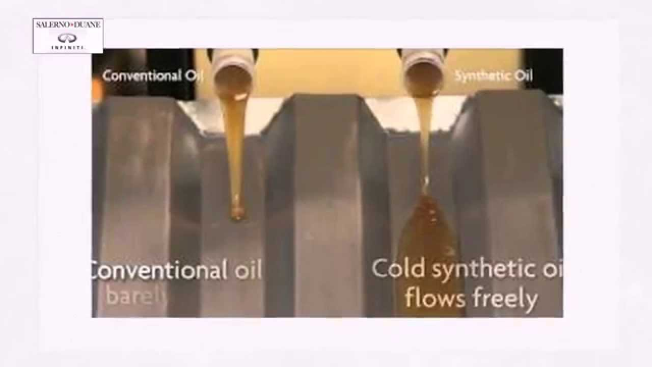 Synthetic Vs Conventional Oil >> Synthetic Oil Vs Conventional Oil Denville Nj Youtube