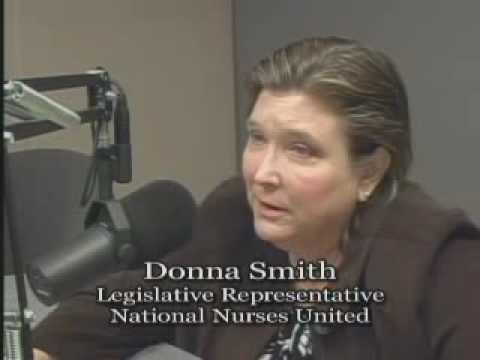 Interview - Donna Smith - Healthcare Reform