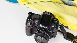 Nikon D810 and 24mm f/2.8D - What I'm Shooting With This Week