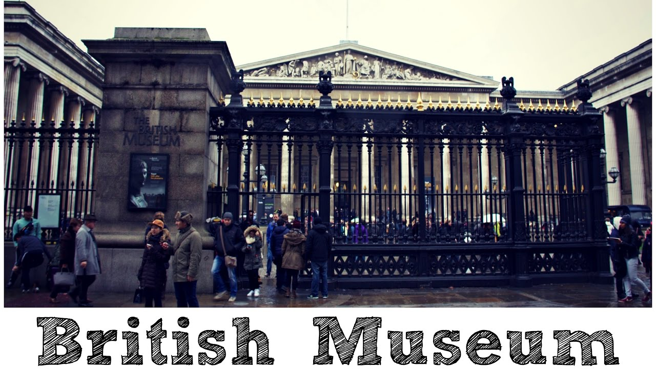 London | British Museum - YouTube