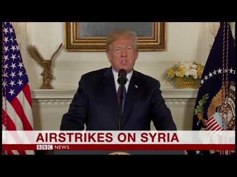 2018 April 14 BBC One minute World News