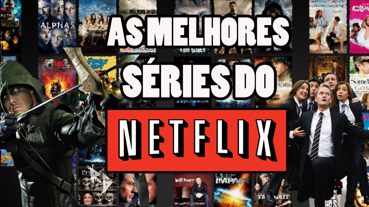 WHAT SERIES TO WATCH ON NETFLIX