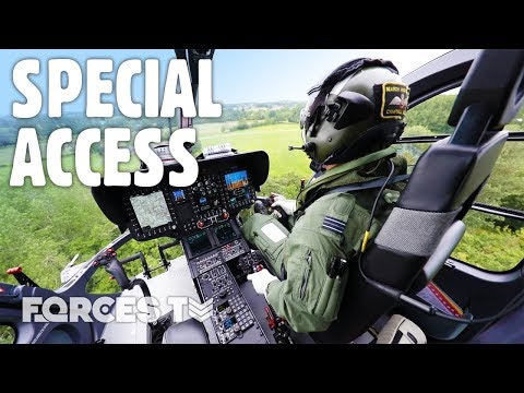 RAF Shawbury: Inside The Billion-Pound Centre Training Future Pilots | Forces TV