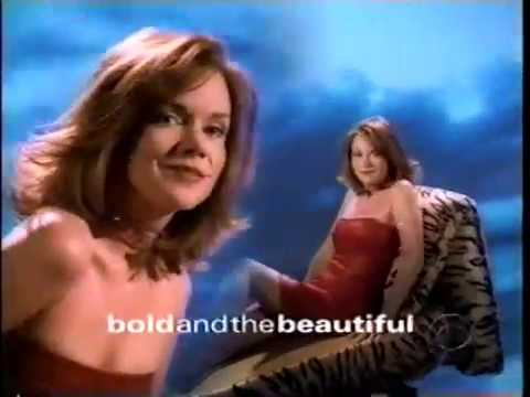 CBS daytime lineup promo, 1999