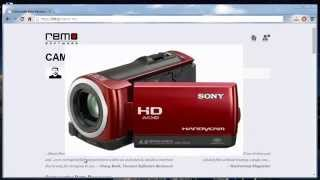 Recovering Deleted Files from Camcorder in Few Easy Steps