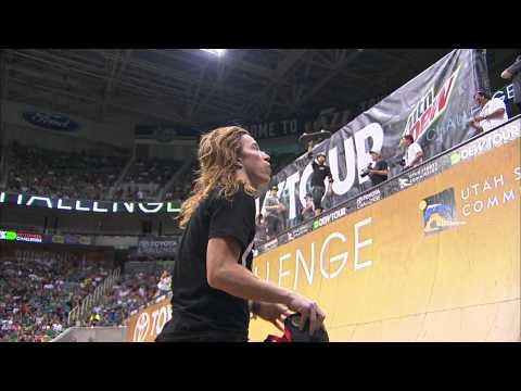 Shaun White  Skateboard Vert Finals Super Jam Run 4
