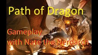 Path of Dragon Fan Game Nate the Nerdarch