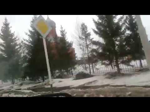 Прогулки по городу Заинск (часть-1)