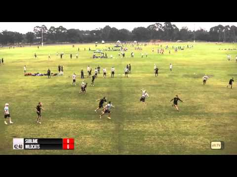 2014 AUC - SUBLIME VS VIC WILDCATS - Day 3