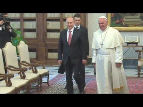 Россия и Ватикан устроили независимый обмен мнениями