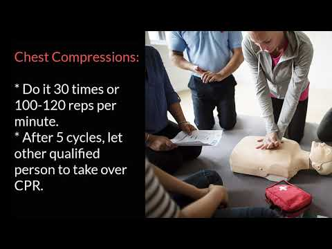 The 7 Steps to CPR: Proper Procedure from Las Vegas CPR School