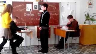Урок английского 2014. 9 класс