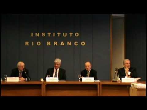 Percursos Diplomáticos - Emb. Rubens Barbosa