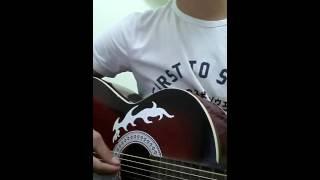 Một con đường hai ngã rẽ - guitar