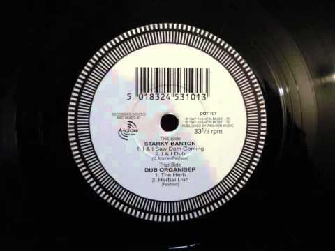 "Dub Organiser ""The Herb"" / ""Herbal Dub"" (Dub Organiser 10 inch)"