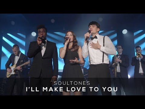 I'll Make Love To You By Boyz Ii Men Soultones Cover
