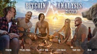 Trading Bitcoin w/ Tyler, Venzen & Willy - BTC Back Over $4k