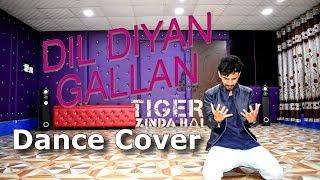 Baixar Dil Diyan Gallan Dance Video | Tiger Zinda Hai | Cover By Ajay Poptron | Dehradun