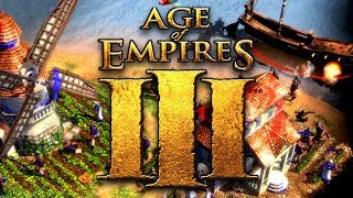 AGE of EMPIRES 3  - JAPONESES VS OTOMANOS