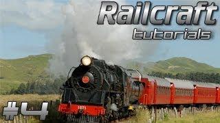 [Railcraft Tutorial] #4. Изучаем свойства путей