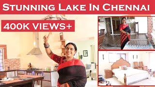 Inside Viji Chandrasekhar Stunning Lake House In Chennai | Exclusive Tour | WE Magazine