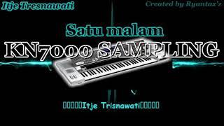 Lagu Karaoke   Itje Tresnawati - Satu Malam ( Dangdut )