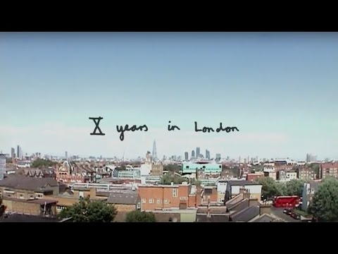 REAL GOLD presents 'X years in London'