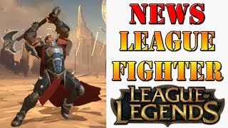League of Legends fighting game is REAL! A First Look & Thoughts Video