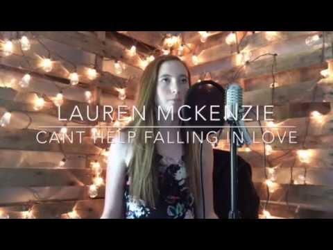 Can't Help Falling in Love | Lauren Mask
